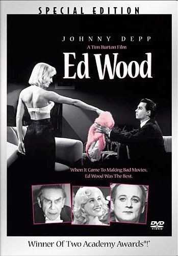 Ed Wood DVD (Special Edition) (Free Shipping)