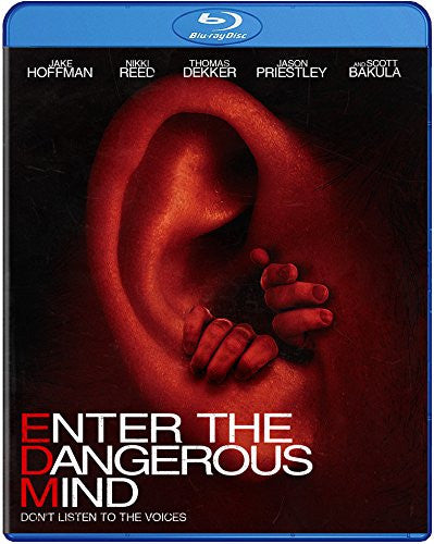 Enter The Dangerous Mind Blu-Ray (Free Shipping)