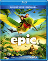 Epic Blu-ray + DVD + Digital HD (2-Disc Set) (Free Shipping)