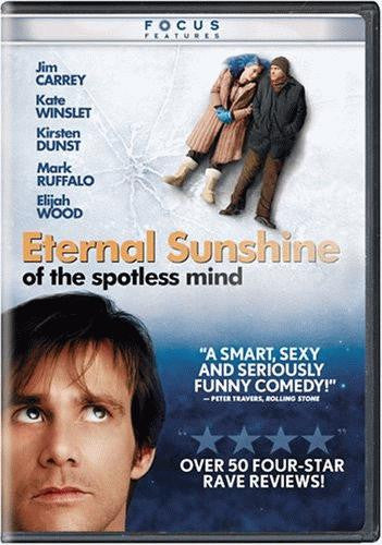 Eternal Sunshine Of The Spotless Mind DVD (Fullscreen) (Free Shipping)