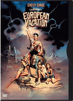 National Lampoon's European Vacation DVD (Free Shipping)