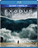 Exodus - Gods And Kings Blu-Ray (Free Shipping)