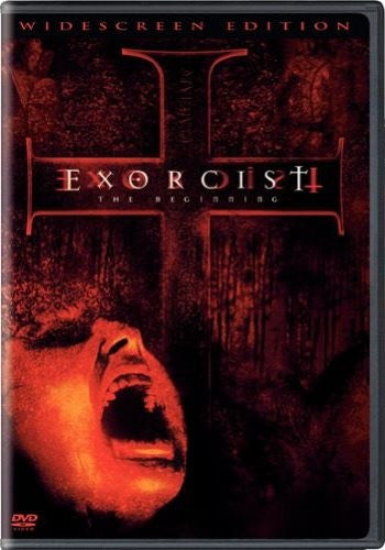 Exorcist: The Beginning DVD (Free Shipping)