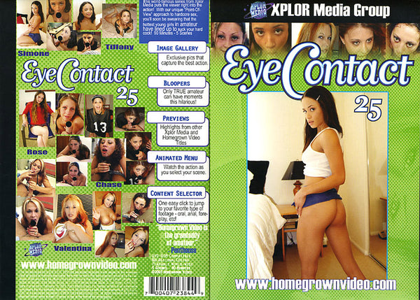 Eye Contact 25 - Adult DVD (Free Shipping)