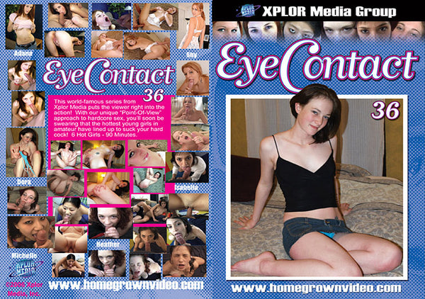 Eye Contact 36 - Adult DVD (Free Shipping)