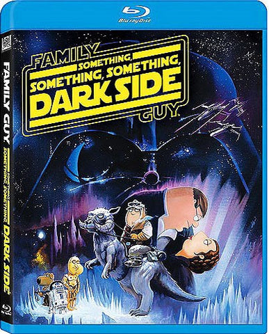 Family Guy Presents - Something, Something, Something Dark Side Blu-Ray (Free Shipping)