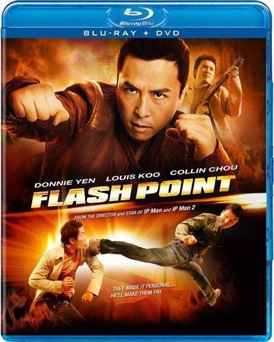 Flash Point Blu-Ray + DVD (2-Disc Set) (Free Shipping)