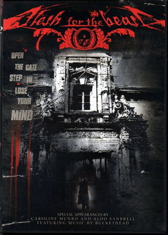 Flesh For The Beast DVD (Free Shipping)