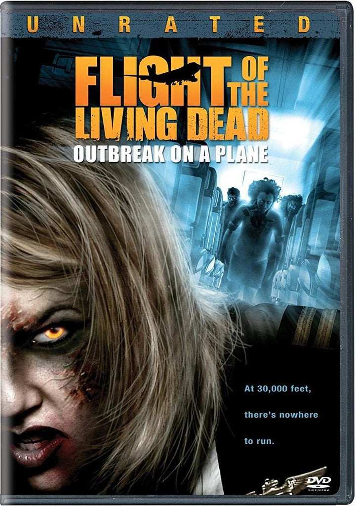 Flight Of The Living Dead - Outbreak On A Plane DVD (Free Shipping)