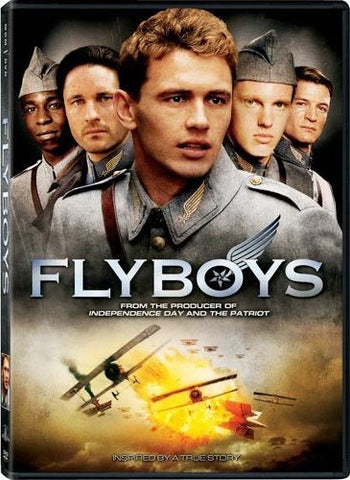 Flyboys DVD (Widescreen) (Free Shipping)