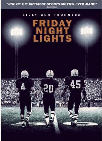 Friday Night Lights DVD (Widescreen) (Free Shipping)