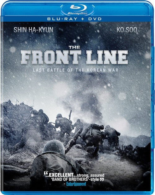 The Front Line Blu-Ray + DVD (2-Disc Set) (Free Shipping)