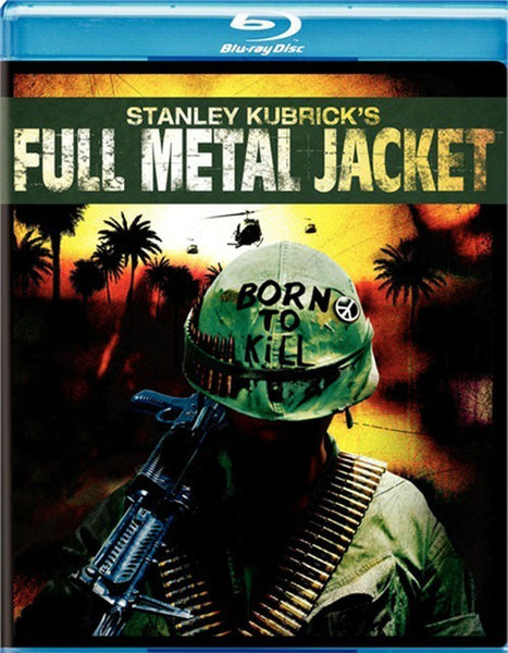Full Metal Jacket: Deluxe Edition Blu-ray (Free Shipping)
