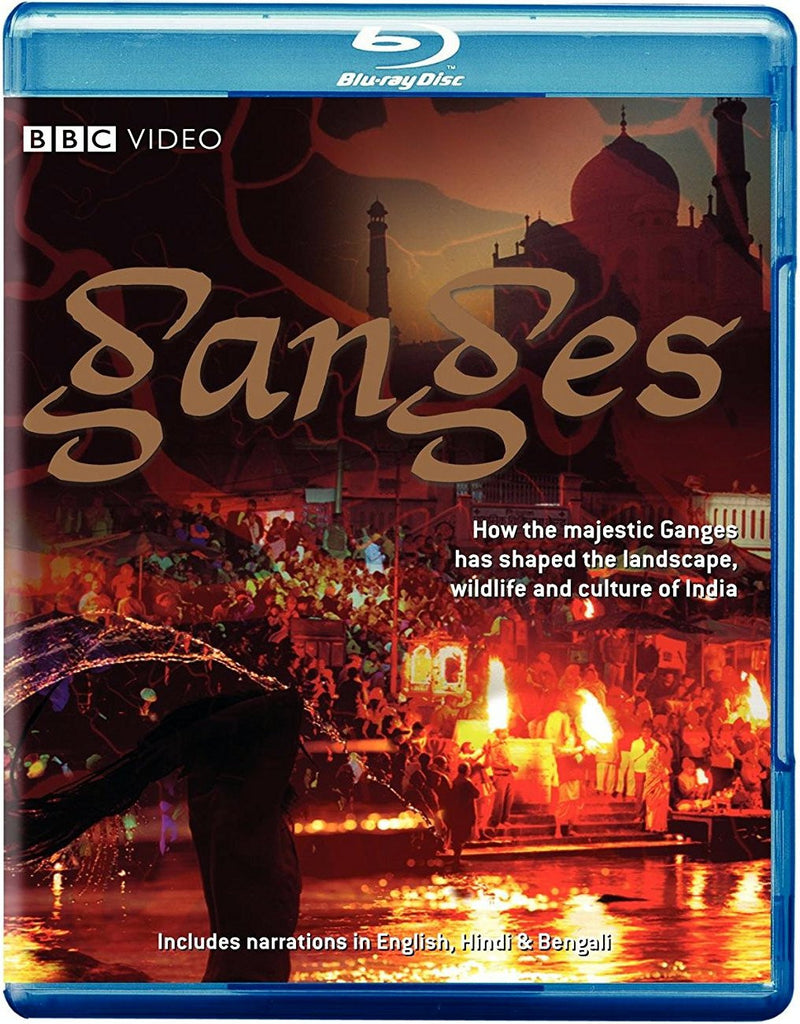 Ganges Blu-Ray (Free Shipping)