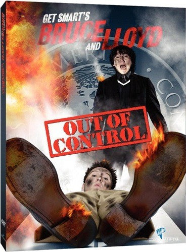 Get Smart's Bruce And Lloyd Out Of Control DVD (Free Shipping)