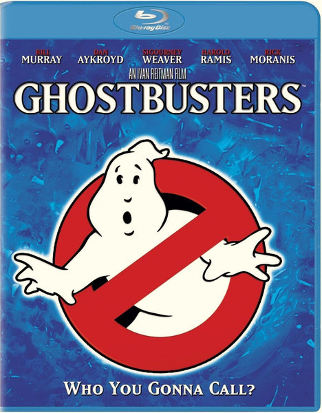 Ghostbusters Blu-Ray (Free Shipping)