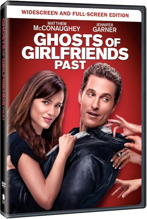 Ghosts Of Girlfriends Past DVD (Free Shipping)