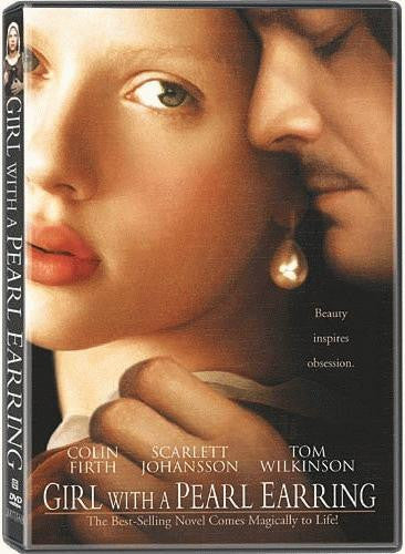 Girl With A Pearl Earring DVD (Free Shipping)