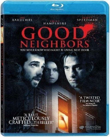 Good Neighbors Blu-Ray (Free Shipping)