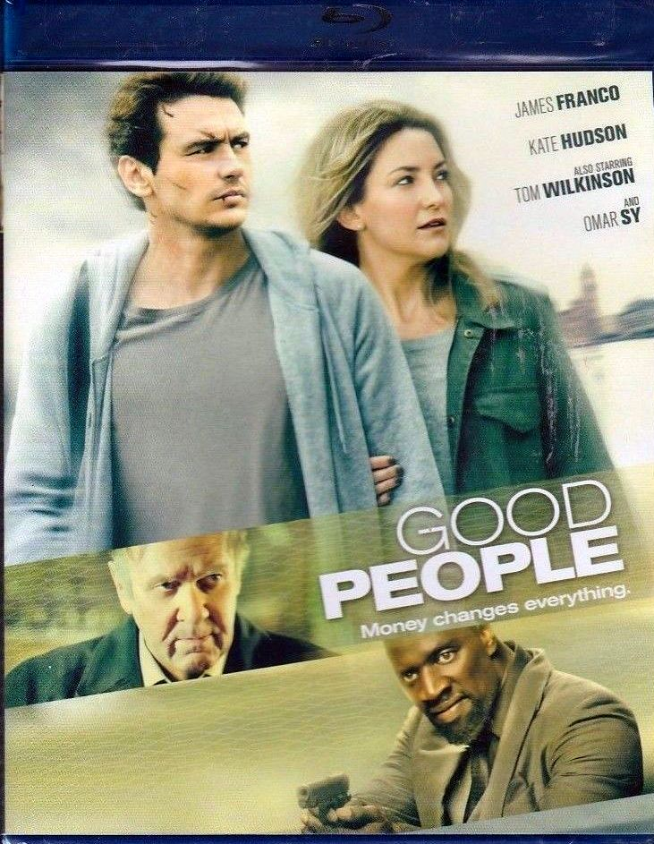 Good People Blu-Ray (Free Shipping)