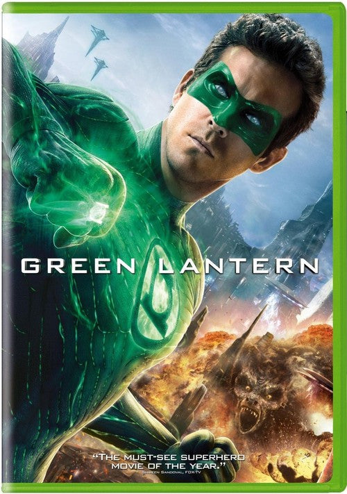 Green Lantern DVD (Free Shipping)