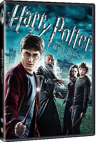 Harry Potter And The Half Blood Prince DVD (Widescreen) (Free Shipping)