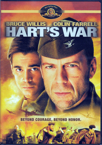 Hart's War DVD (Free Shipping)