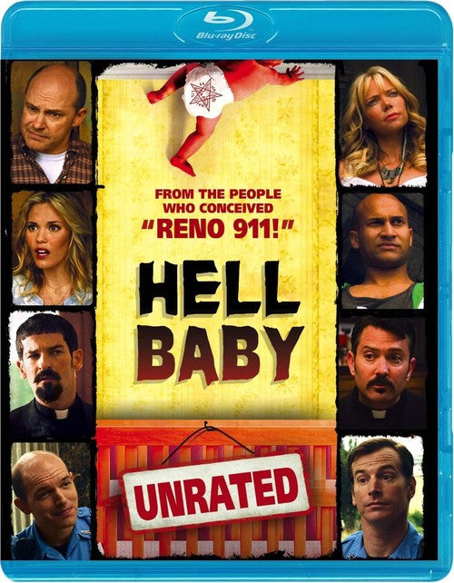 Hell Baby Blu-Ray (Free Shipping)