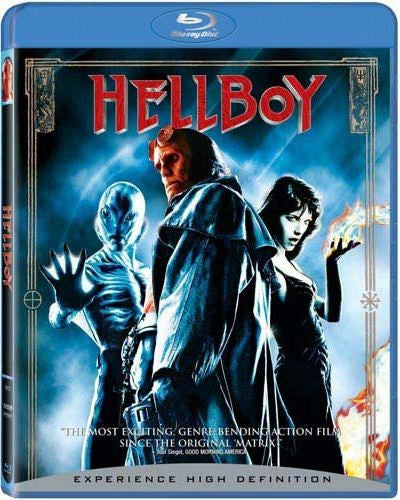 Hellboy Blu-Ray DVD