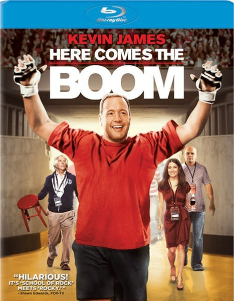 Here Comes The Boom Blu-ray + UltraViolet (Free Shipping)