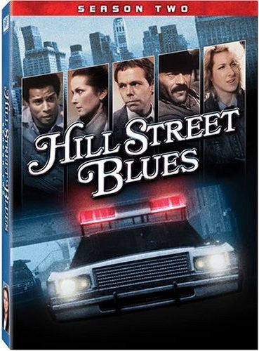 Hill Street Blues - The Complete Second Season 2 DVD (3-Disc Box Set) (Free  Shipping)