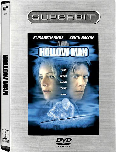 Hollow Man DVD (Superbit Deluxe Collection) (Free Shipping)