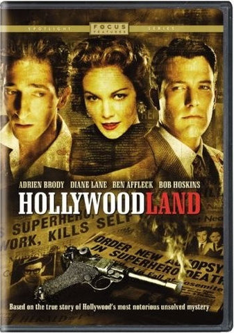 Hollywoodland DVD (Widescreen) (Free Shipping)