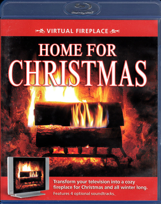 Home For Christmas Blu-Ray (Free Shipping)