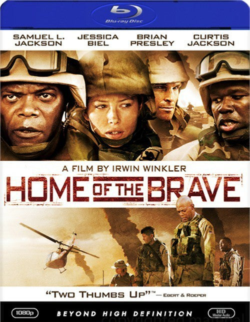 Home Of The Brave Blu-Ray (Free Shipping)