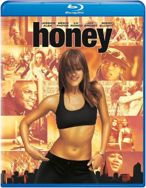Honey Blu-Ray (Free Shipping)