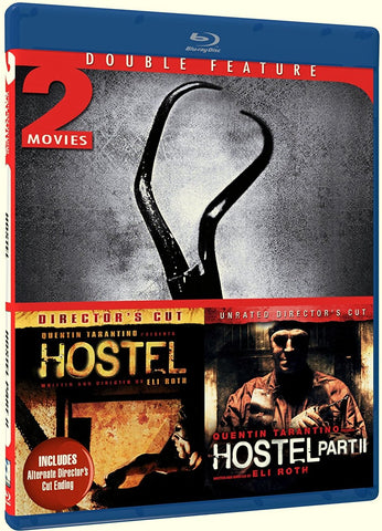 Hostel & Hostel II Double Feature Blu-Ray (Free Shipping)