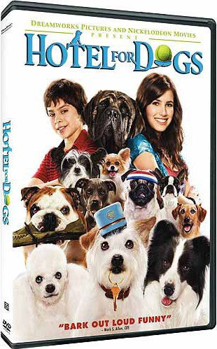 Hotel For Dogs DVD (Widescreen) (Free Shipping)