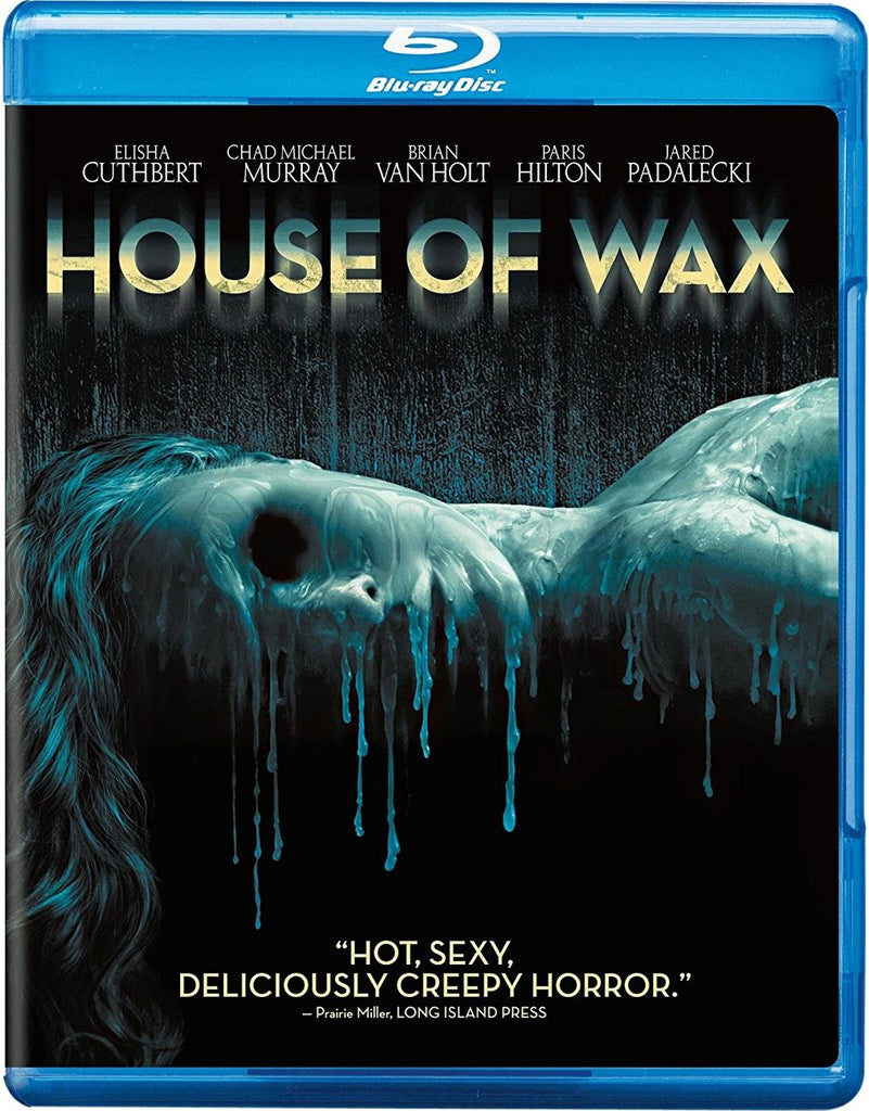 House Of Wax Blu-Ray (Free Shipping)