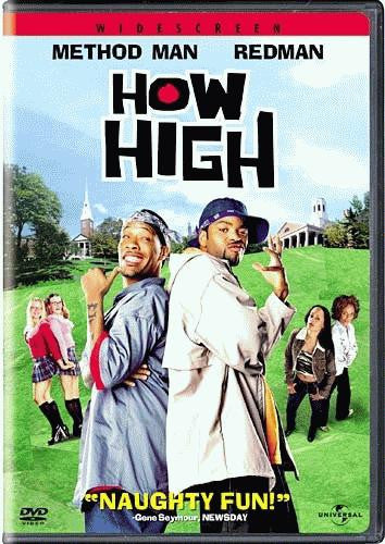 How High DVD (Free Shipping)