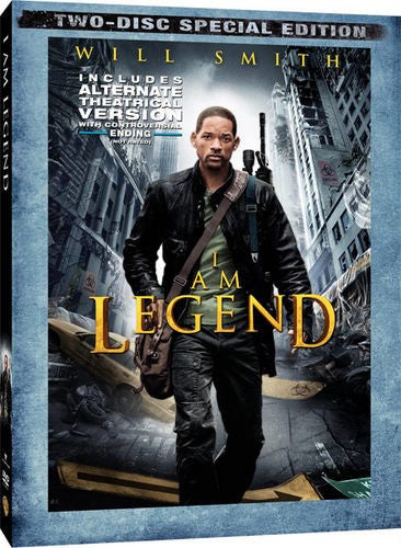 I Am Legend DVD (2-Disc Special Edition) (Free Shipping)