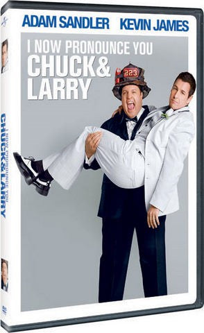 I Now Pronounce You Chuck And Larry DVD Widescreen (Free Shipping)