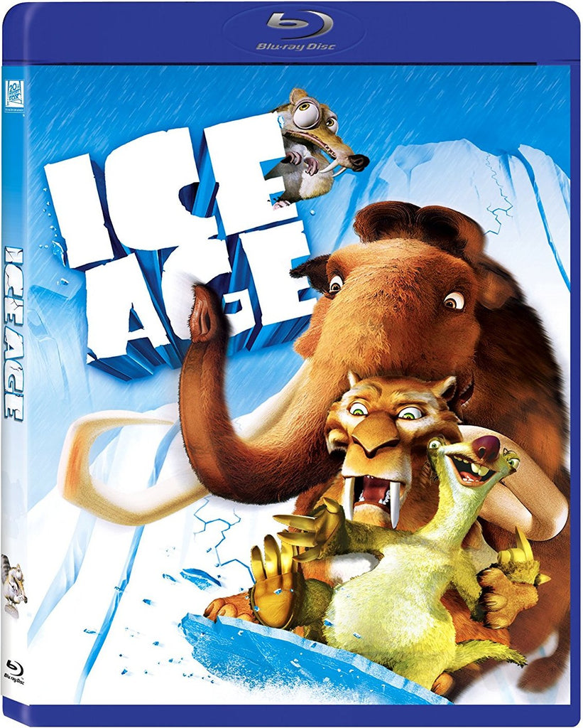 Ice Age Blu-Ray (Free Shipping)