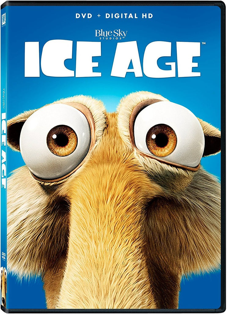 Ice Age DVD + Digital HD (Blue Sky Studios) (Free Shipping)