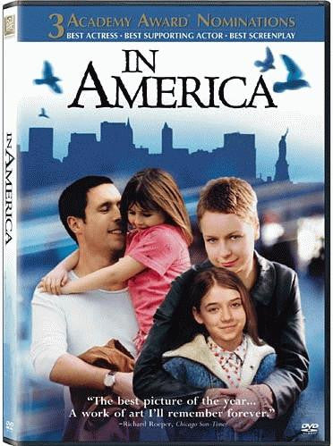 In America DVD (Free Shipping)