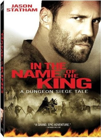 In The Name Of The King: A Dungeon Siege Tale DVD (Free Shipping)