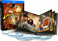 Indiana Jones: The Complete Adventures Blu-Ray (5-Disc Set) (Free Shipping)