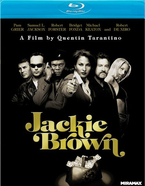 Jackie Brown Blu-Ray (Free Shipping)