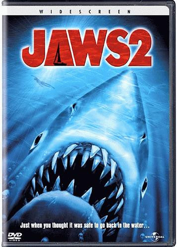 Jaws 2 DVD (Free Shipping)