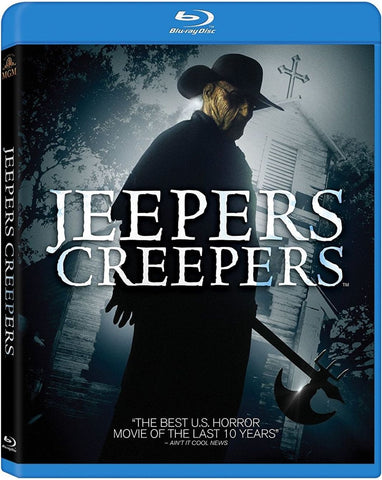 Jeepers Creepers Blu-Ray (Free Shipping)